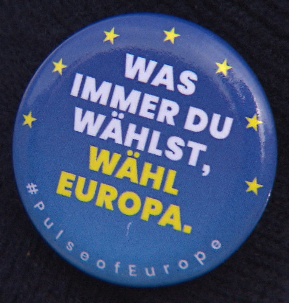 GEST�RKT WURDE EUROPA BEI DER WAHL