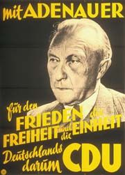konrad adenauer war fr bonn - Konrad Adenauer Lebenslauf